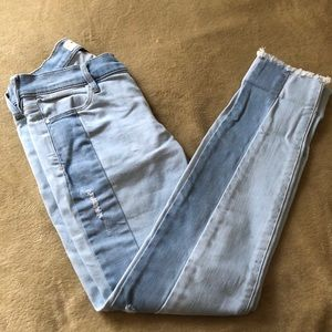 PACSUN Sz:24 Double Washed Ankle Jegging